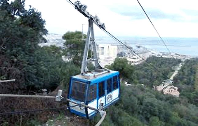 téléphériques d'Alger